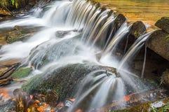Beautiful waterfall Stock Images