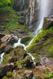 Beautiful waterfall in Balkan Mountains, Bulgaria Stock Images