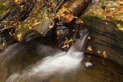 Beautiful waterfall  cascade Stock Photography