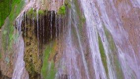 Beautiful Waterfall Dzhur Dzhur In Motion stock video footage