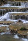 Beautiful waterfall at Huay Mae Kamin National Park Stock Photo