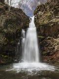 Beautiful waterfall in Macedonia Stock Images