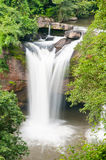 Beautiful waterfall in national park Stock Images