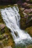 Beautiful waterfall Stock Image