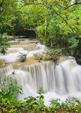 Beautiful waterfall in Thailand Stock Photos