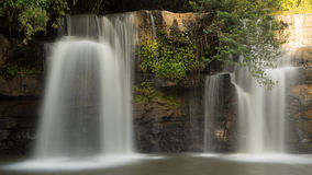 Beautiful waterfall in Thailand Royalty Free Stock Photo
