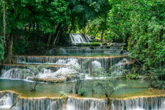Beautiful waterfall Royalty Free Stock Image