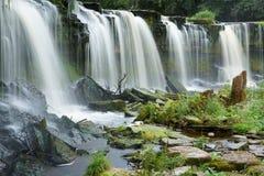Beautiful waterfalls Royalty Free Stock Photography