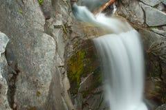 Beautiful waterfalls royalty free stock photo