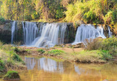 Beautiful waterfalls Stock Photography