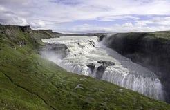 Beautiful Waterfalls Royalty Free Stock Images