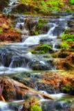 Beautiful waterfalls at Plitvice Lakes Stock Photography