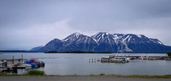 Rivers, Lakes and Oceans of Alaska & Canada royalty free stock photography