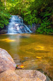 Beautiful watrefalls in upstate south carolina Royalty Free Stock Photos