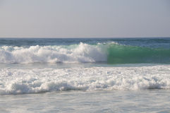 Beautiful wave Royalty Free Stock Photography