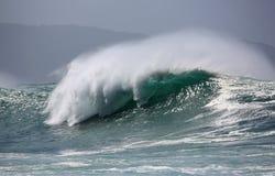 Beautiful wave Stock Image