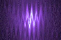 Beautiful wave signal Royalty Free Stock Photography