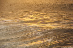 Beautiful waves at the beach Royalty Free Stock Images