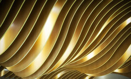Beautiful wavy background or texture Royalty Free Stock Image