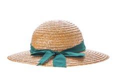 Beautiful Weaving hat Stock Photography