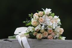 Beautiful wedding background Stock Photography
