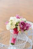 Beautiful wedding bouquet Royalty Free Stock Photography