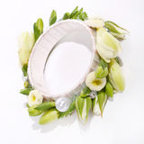 Beautiful wedding bracelet Royalty Free Stock Photos