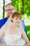 Beautiful Wedding Stock Photo