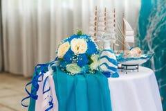 Beautiful wedding ceremony Royalty Free Stock Images