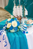 Beautiful wedding ceremony Royalty Free Stock Photo