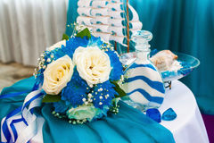 Beautiful wedding ceremony Stock Photography
