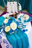 Beautiful wedding ceremony Stock Photo