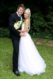Beautiful Wedding Couple Royalty Free Stock Images