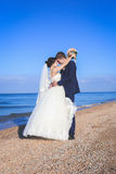 Beautiful wedding day Stock Image