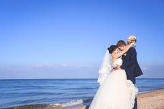 Beautiful wedding day Stock Images