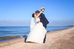 Beautiful wedding day Royalty Free Stock Photos