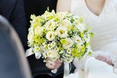 Beautiful wedding flowers bouquet Royalty Free Stock Image