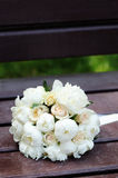Beautiful wedding flowers bouquet Royalty Free Stock Photos