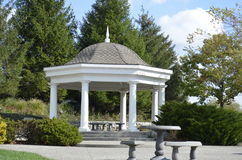 Beautiful Wedding Gazebo Royalty Free Stock Image