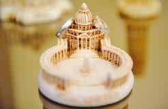 Beautiful wedding rings Stock Photos