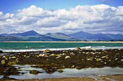Beautiful Welsh Coastline. Royalty Free Stock Photography