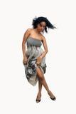 Beautiful West-Indian Teen Girl (12) Stock Image