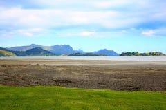 Beautiful Whangarei landscape in New Zealand Stock Photo