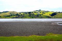Beautiful Whangarei landscape in New Zealand Royalty Free Stock Photography