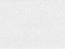 Beautiful white dots on retro background Stock Image