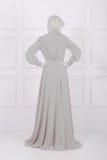 Beautiful white dress Royalty Free Stock Photo