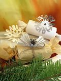 New year and Christmas decoration royalty free stock photography