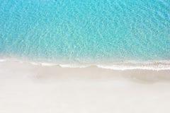 Beautiful white sand beach Royalty Free Stock Image