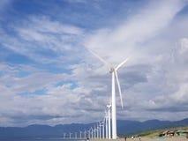 Bangui Windmills royalty free stock photography
