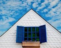 Beautiful window Royalty Free Stock Photos
